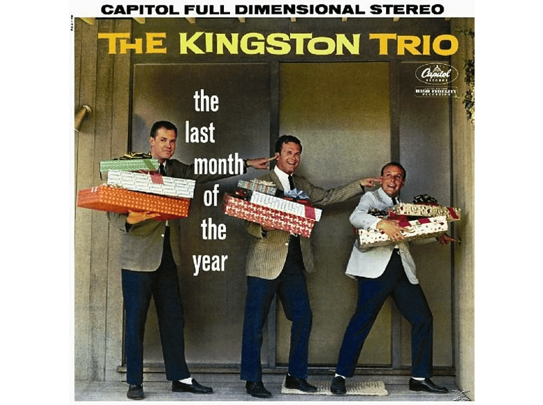The Kingston Trio - Last Month Of The Year [CD]