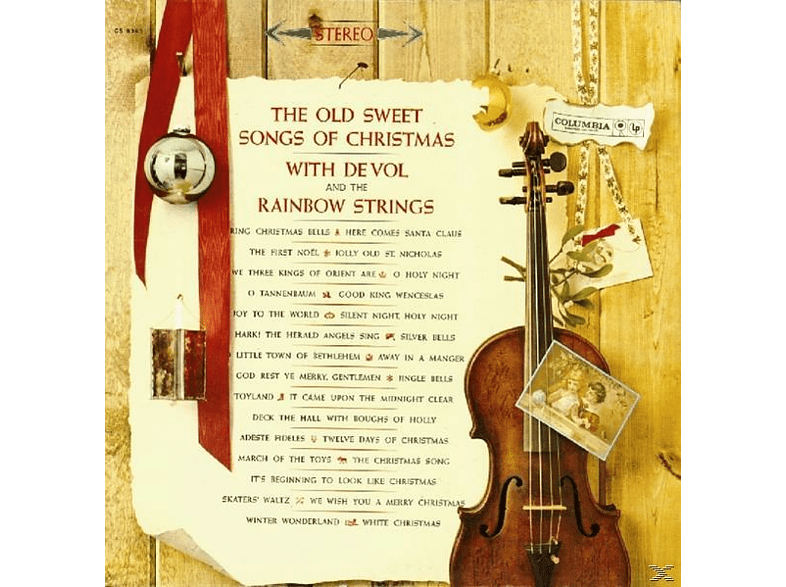 Frank Devol - Old Sweet Songs Of Christmas [CD]