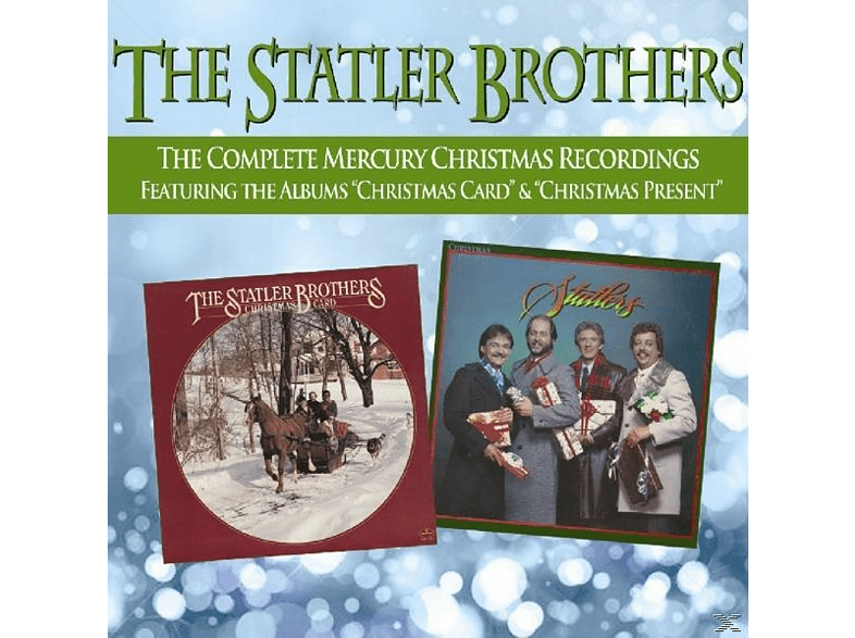 The Statler Brothers - Complete Mercury Christmas [CD]