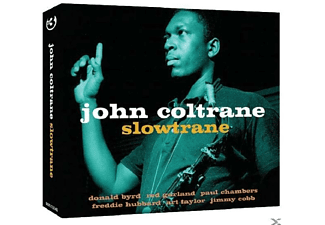John Coltrane - Slowtrane - (CD)