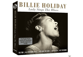 Billie Holiday - Lady Sings The Blues (20 Page Booklet) [Box-set] - (CD)