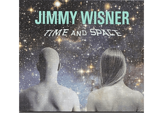 Jimmy Wisner - Time & Space - (CD)