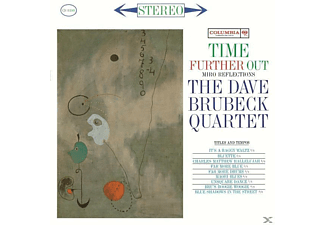 The Dave Brubeck Quartet - TIME FURTHER OUT - (Vinyl)