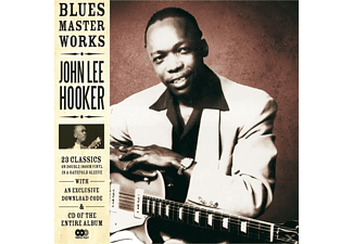John Lee Hooker - Blues Master Works - (LP + Bonus-CD)