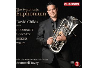 Childs David - Konzerte für Euphonium - (CD)