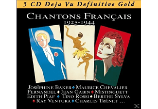 VARIOUS - Chantons Francais 1925-1944 - (CD)