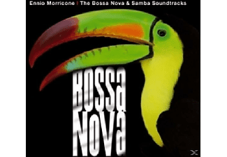 Ennio Morricone - Bossa Nova Soundtracks - (CD)