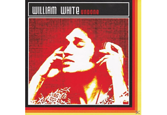 William White - Undone [CD]
