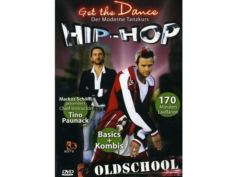 Get the Dance - HipHop Oldschool [DVD]