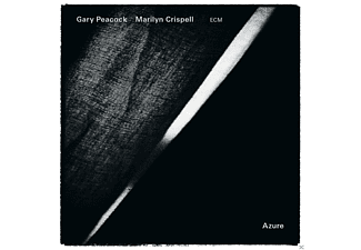 Gary Peacock, Crispell Marilyn - Azure - (CD)
