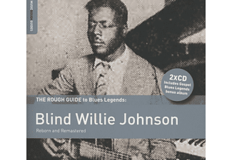Blind Willie Johnson - Rough Guide: Blind Willie Johnson - (CD + Bonus-CD)