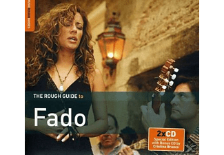 VARIOUS, Christina Branco - Rough Guide To Fado - (CD + Bonus-CD)