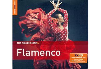 VARIOUS - Rough Guide: Flamenco - (CD + Bonus-CD)