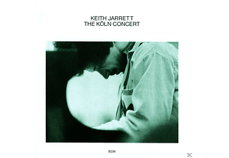 Keith Jarrett - THE KÖLN CONCERT - (CD)