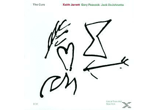 Keith Trio Jarrett - The Cure - (CD)