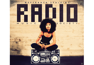 Esperanza Spalding - Radio Music Society - (CD)