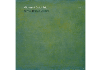 Giovanni Trio Guidi - City Of Broken Dreams - (CD)