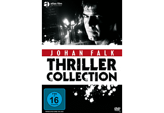 Johan Falk Thriller Collection - (DVD)
