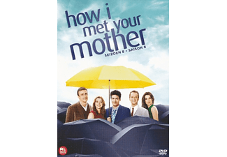 How I Met Your Mother - Seizoen 8 - DVD