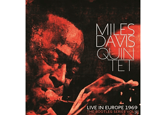Miles Davis - Bootleg Series 2:Live In Europe '69 - (Vinyl)