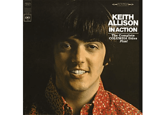Keith Allison - In Action - (CD)