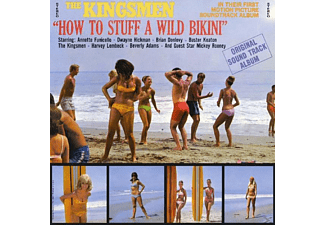 O.S.T. - How To Stuff A Wild Bikini - (CD)