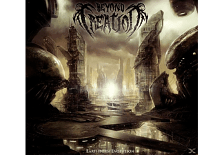Beyond Creation - Earthborn Evolution - (CD)