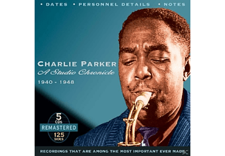 Charlie Parker - A Studio Chronicle 1941-1948 - (CD)