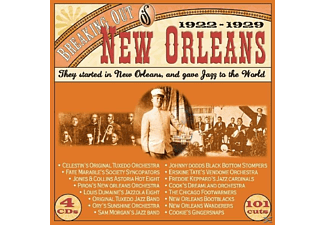 VARIOUS - New Orleans 1922-1929 - (CD)