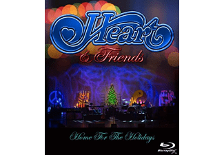 Heart - Heart & Friends-Home For The Holidays - (Blu-ray)