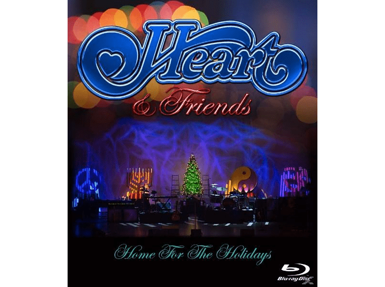 Heart - Heart & Friends-Home For The Holidays [Blu-ray]