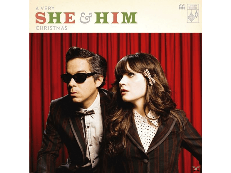 She & Him - A Very She & Him Christmas (Jewel Case) [CD]