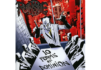 Ruinside - 10 Forms Of Dominion - (CD)