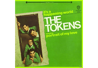 The Tokens - It's A Happy World - (CD)