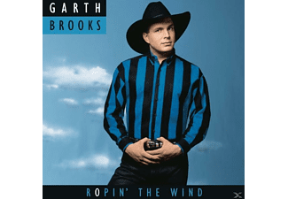 Garth Brooks - Ropin' The Wind - (CD)