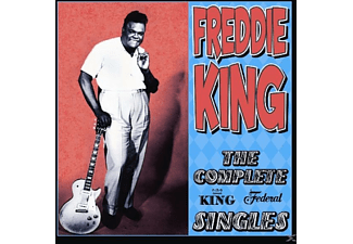 Freddie King - Complete King Federal Sin - (CD)