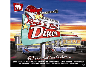 VARIOUS - Rock'n'roll Diner - (CD)
