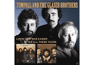 Tompall & The Glaser Bro. - Lovin' Her Was Easier/After - (CD)