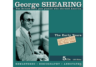 George Shearing - The Early Years - (CD)