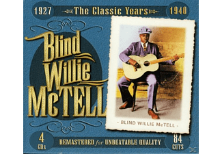 Blind Willie McTell - The Classic Years 1927-1940 - (CD)