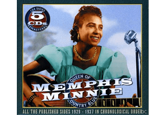 Memphis Minnie - Queen Of Country Blues - (CD)