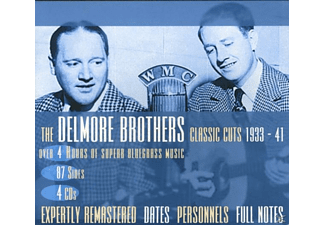The Delmore Brothers - Classic Cuts 1933-1941 - (CD)