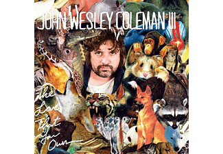 John Wesley Coleman - The Love That You Own - (LP + Download)