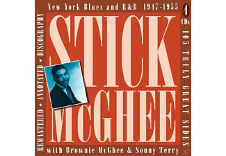 Stick Mcghee - New York Blues And R&B 1947-1955 - (CD)