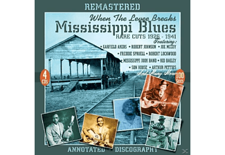 VARIOUS - When The Levee Breaks.Mississippi - (CD)