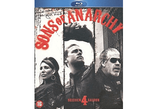 Sons Of Anarchy - Seizoen 4 - Blu-ray
