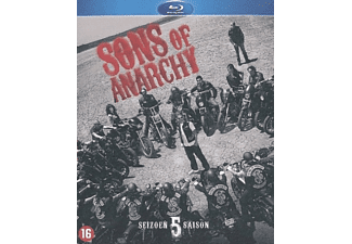 Sons Of Anarchy - Seizoen 5 - Blu-ray