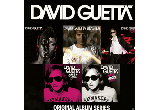 David Guetta - Original Album Series - (CD)