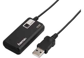 HAMA Bluetooth duo audio zender (40987)