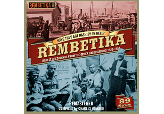 VARIOUS - Rembetika 8 - Have They Got Hashish In Hell? - (CD)